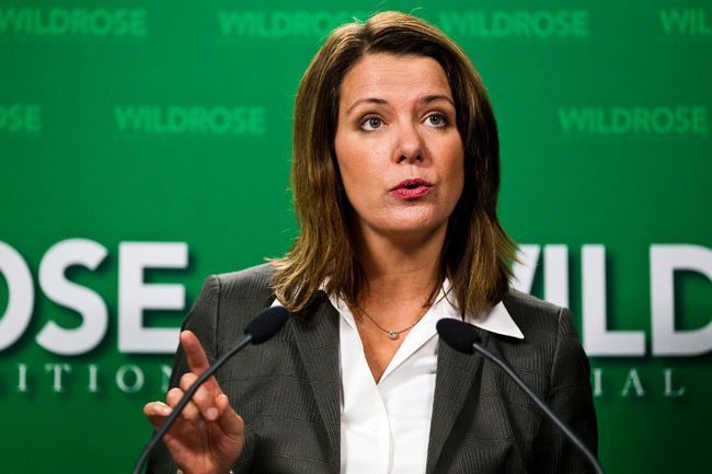 """""""Real progress"""" shown in 2013: Year in review with Danielle Smith #ableg #wrp #Alberta #ymm"""