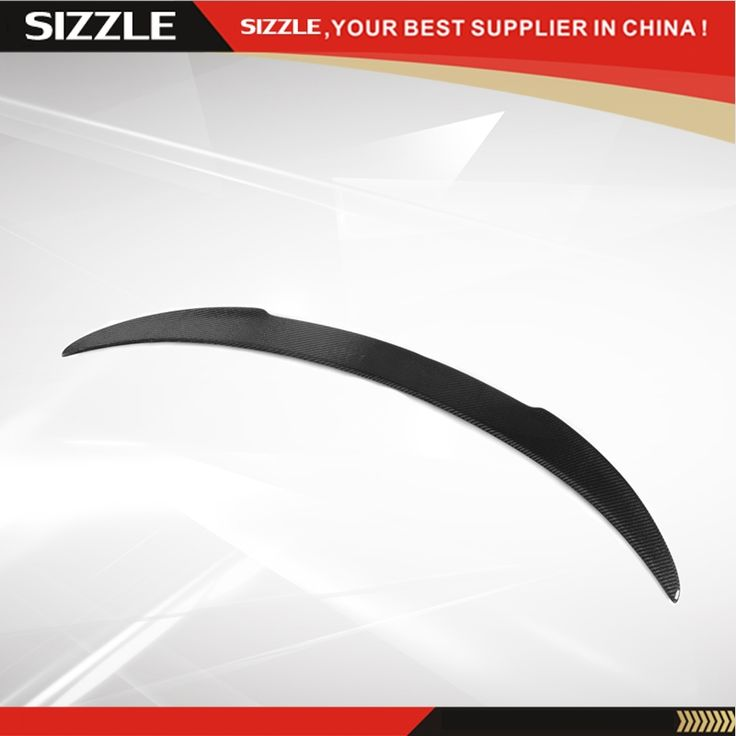 89.00$  Watch now - http://aliyuj.shopchina.info/1/go.php?t=32800157745 - FD Style Carbon Fiber Rear Trunk Wing Spoiler For Mercedes CLA Class W117 C117 CLA45 2013 - 2016 CLA180 CLA200 CLA250 CLA260  #SHOPPING