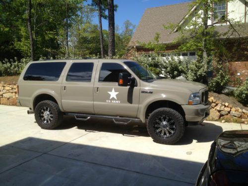 Purchase used 2003 Ford Excursion Eddie Bauer Sport Utility 4-Door ...