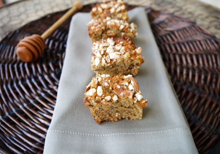 Honey Banana Cake (Paleo)