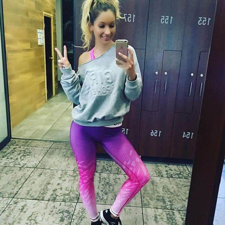 Женщины упругие печатных спорт леггинсы фитнес yoga пант леггинсы запуск колготки тренажерный зал спортивная одежда брюки стрейч спортивная одежда
