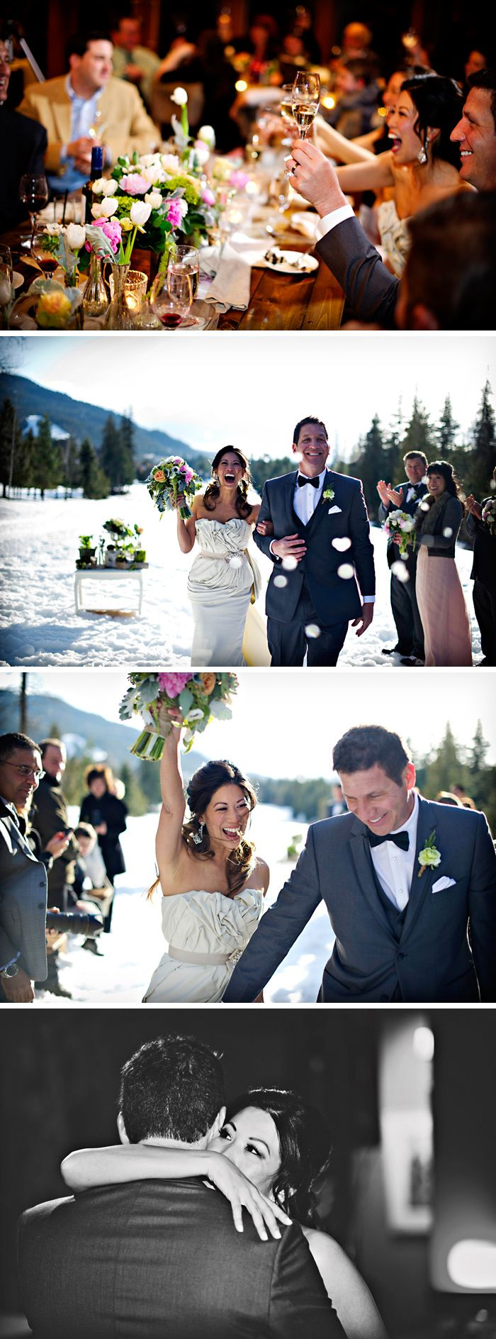 weddings in the snow