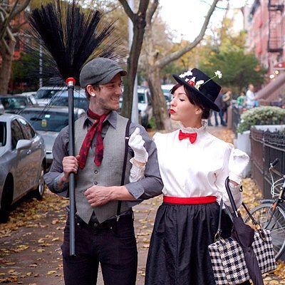 20 best Great Costume Ideas images on Pinterest Carnivals - creative couple halloween costume ideas