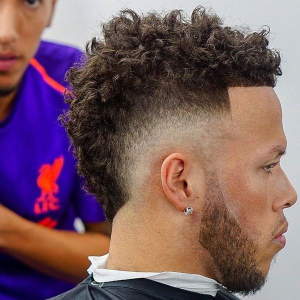 Burst Fade Mohawk Best Men S Hairstyles Cool Haircuts For Men Most Popular Short Medium And Long Mohawk Hairstyles Men Mens Haircuts Fade Haircuts For Men