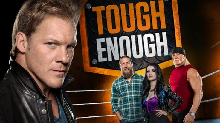 Find out how to watch Tough Enough | Tough Enough