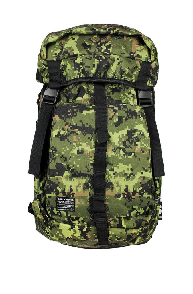 Canadian Armed Forces Inspired Digi. Camo Series - Rucker