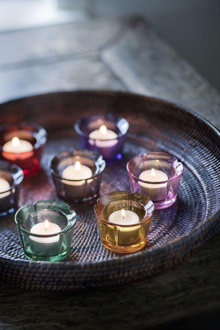Grand Cru candleholders by Rosendahl Copenhagen