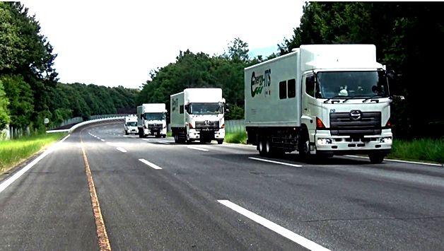 いすゞと日野がトラック・バスの自動走行・高度運転支援向けのITS技術の共同開発で合意