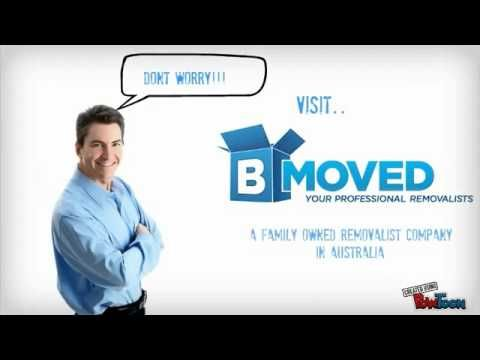 Planing to make a move around Brisbane? Dont worry! Bmoved is always there to serve you with professional removalist Brisbane services. http://www.bmoved.com.au/