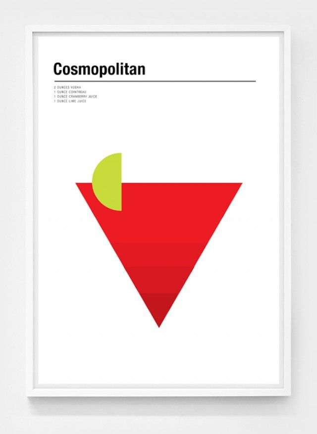 Best Poster Images On Pinterest Christoph Niemann Firs And - Minimal movie posters nick barclay