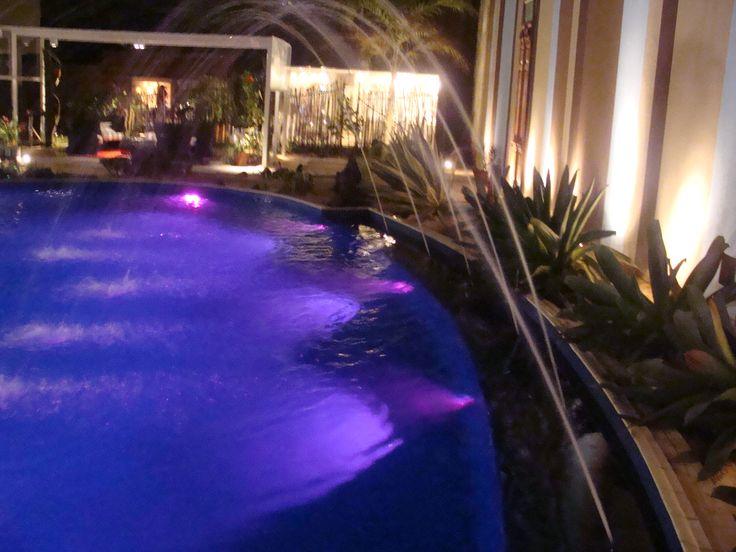 iluminação para piscinas - Pesquisa Google
