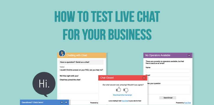 How To Test Live Chat For Your Business? Contact Chat Support Agent Today And Visit Live Services Website:-http://bit.ly/2bla02V