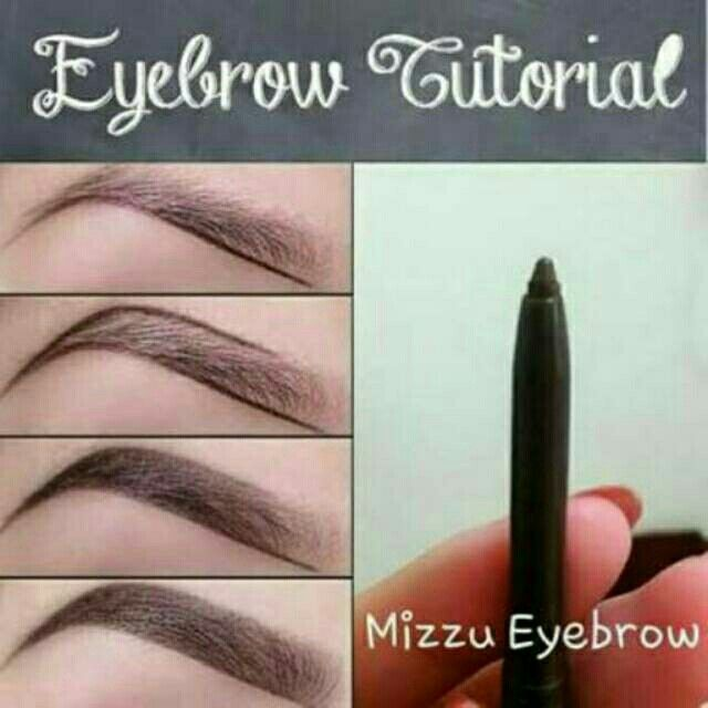 Saya menjual Mizzu Eyebrow / Eyebrow Mizzu seharga Rp70.000. Ayo beli di Shopee! https://shopee.co.id/cosmetic_hq/47962653