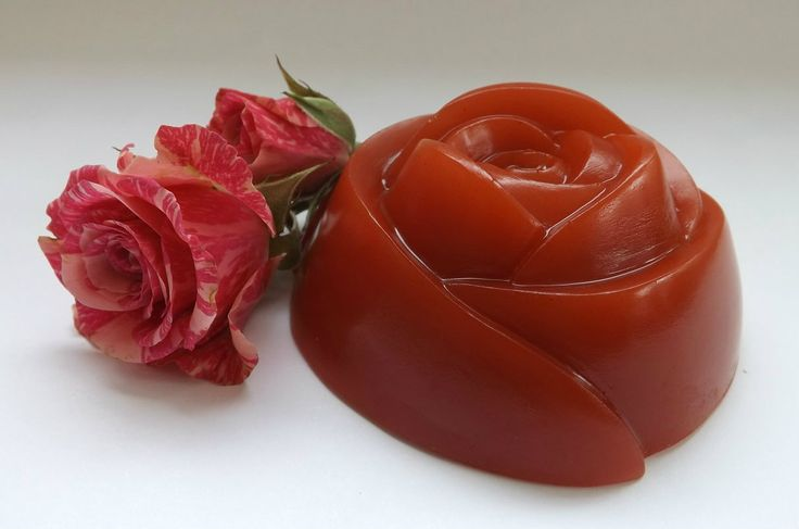 Sudsy Expressions - Large Red Rose Soap, $6.50 (http://www.sudsyexpressions.com/large-red-rose-soap/)