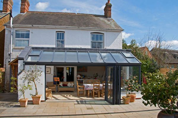 cottage kitchen extensions side return living room and dining room extension 2649
