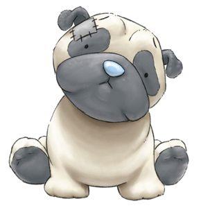 Foo the Pug // Blue Nose Friends
