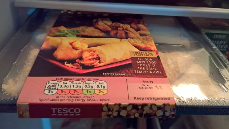 #TriedForLess New Years Eve sorted! 3 for 2 party food at Tesco!