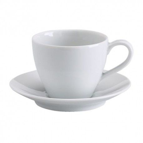 VÄRDERA Filiżanka/spodek do kawy, biały, 602.774.63, mała filiżanka do kawy, kubki ikea, ikea dla resturacji, filiżanka do restauracji, zakupy z ikei, ikea Lublin