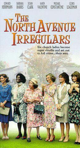 North Avenue Irregulars [VHS]