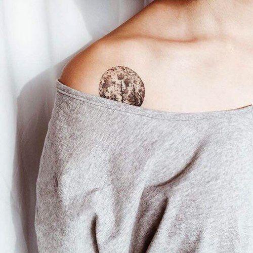 Изящные татуировки от Hongdam (28 фото)