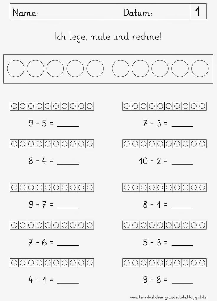 Perfect Sequenzierung Einer Tabelle 1Klasse Ornament - Mathe ...