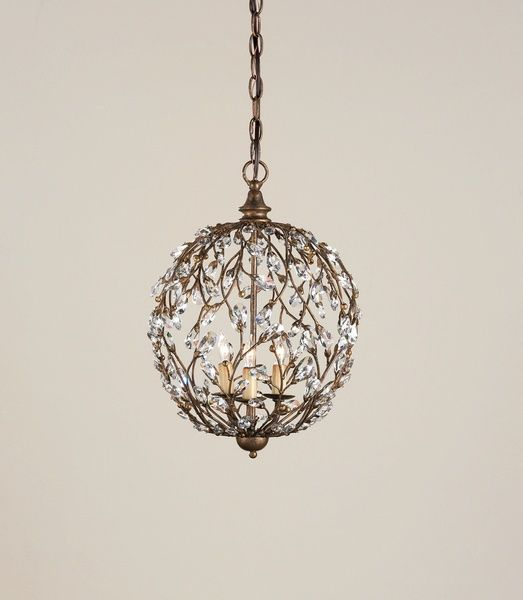 Currey And Company Orb Chandelier: 1000+ Images About Orb Pendants & Chandeliers On Pinterest