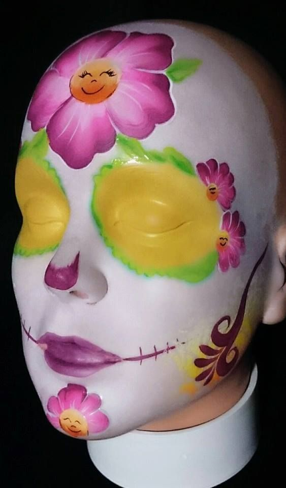Lucy Jayne sugar skull