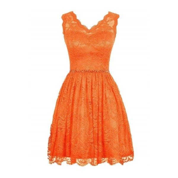 Best 25  Orange cocktail dresses ideas only on Pinterest   Orange ...