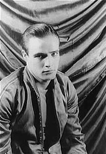 Marlon Brando, Jr. (April 3, 1924 – July 1, 2004) was an American actor, film director, and activist Brando was also an activist for many causes, notably the African-American Civil Rights Movement and various American Indian movements.He was also an activist against apartheid                                   He took part at a 1975 protest rally against American investments in South Africa and for the release of Nelson Mandela.