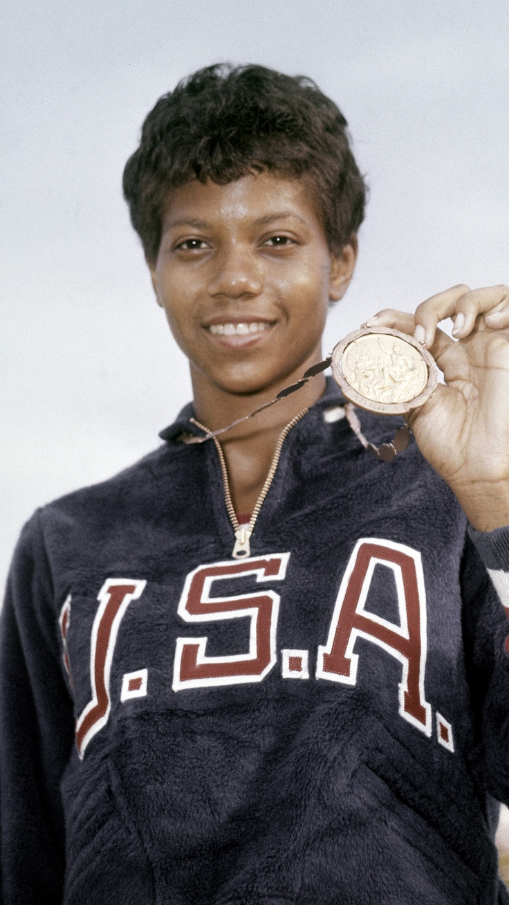 Famous Girls Scouts who have made a difference - Wilma Rudolph