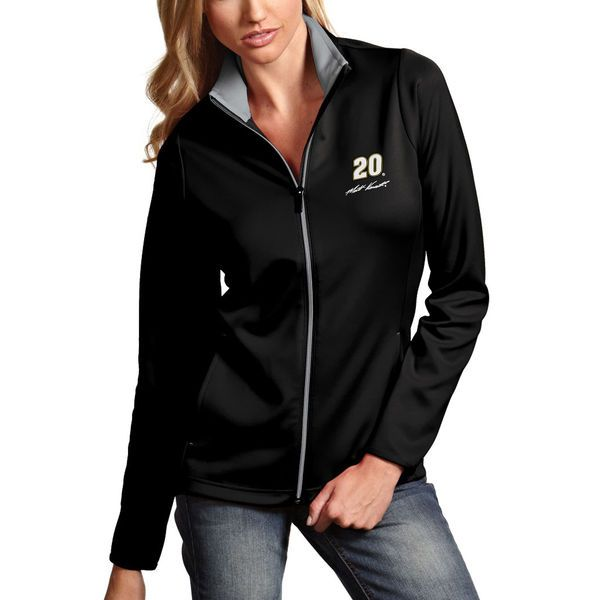 Matt Kenseth Antigua Women's Leader Full Zip Jacket - Black - $79.99