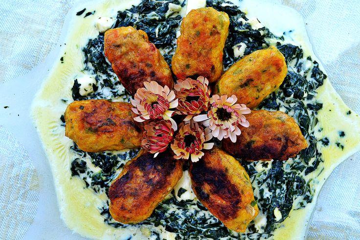 Gnocchi är lyxig mat som är lätt att göra. I smeten går det att gömma mycket grönsaker. Här är ett recept på gnocchi med morot och purjolök.