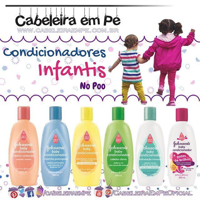 No Poo E Low Poo Para Criancas 15 Shampoos E 15 Condicionadores