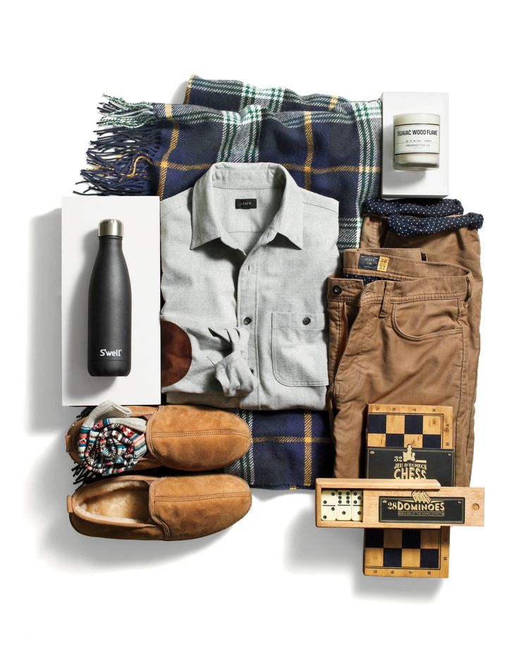 J.Crew Gift (Better) Guide for men.