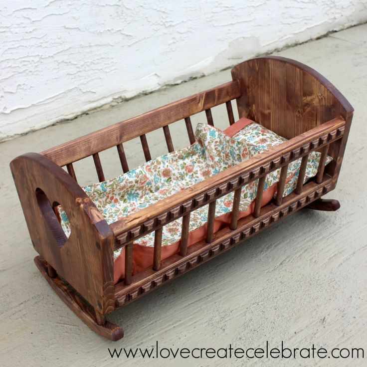 1000+ images about Woodworking--Doll Cradle on Pinterest ...
