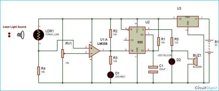 467600373790691130 on security alarm circuit