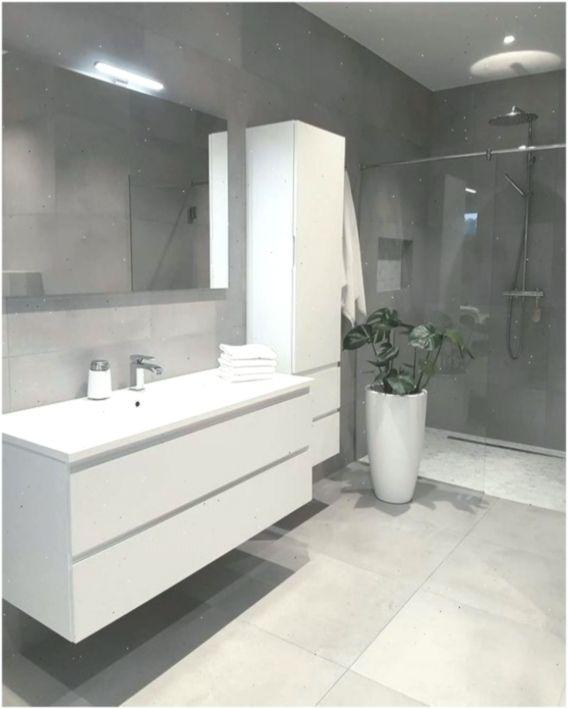 Graue Badezimmer Designs In 2020 Badezimmer Design Badezimmer