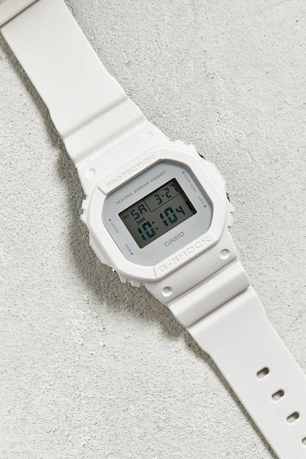 Casio G-Shock Matte Basic White Watch