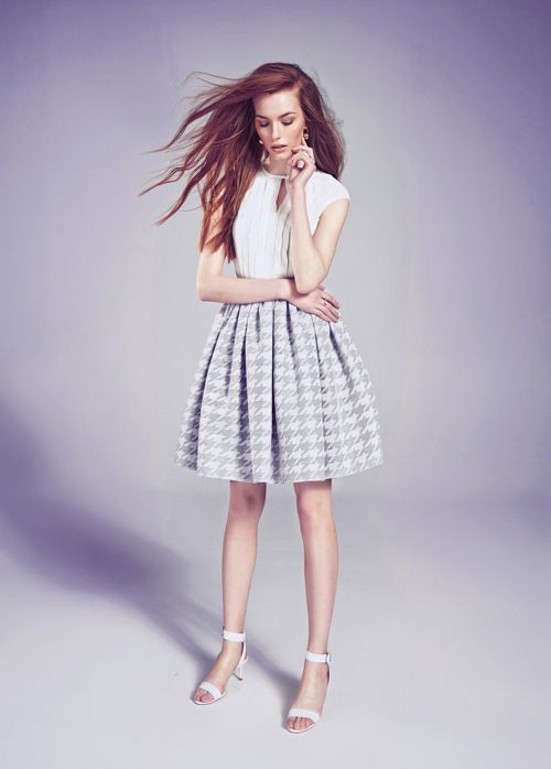 Jolie Blouse / Virgo Skirt