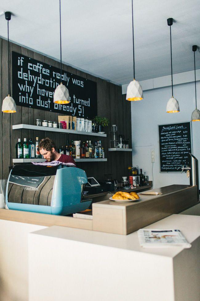 Kavárna: Café Filterhouse, Berlín | Kavárny | WORN magazine