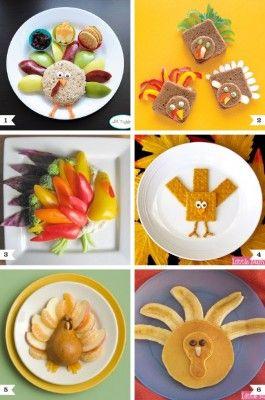 Healthy Turkey Snacks for Kids