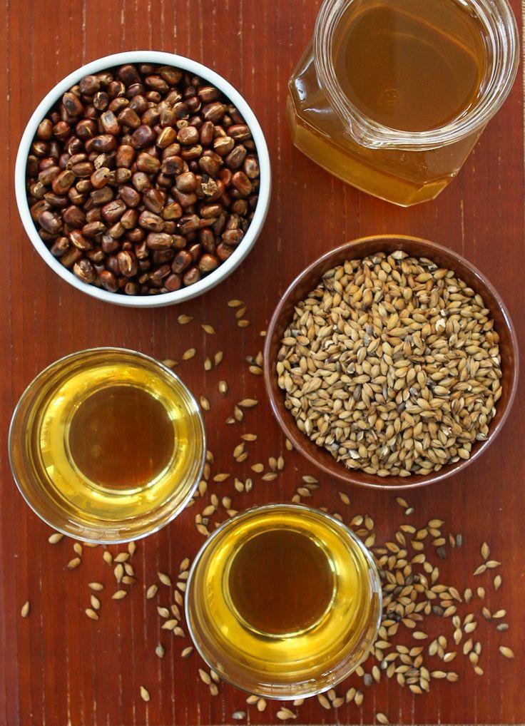 Directions to make Boricha (Korean Barley Tea) via Thirsty For Tea
