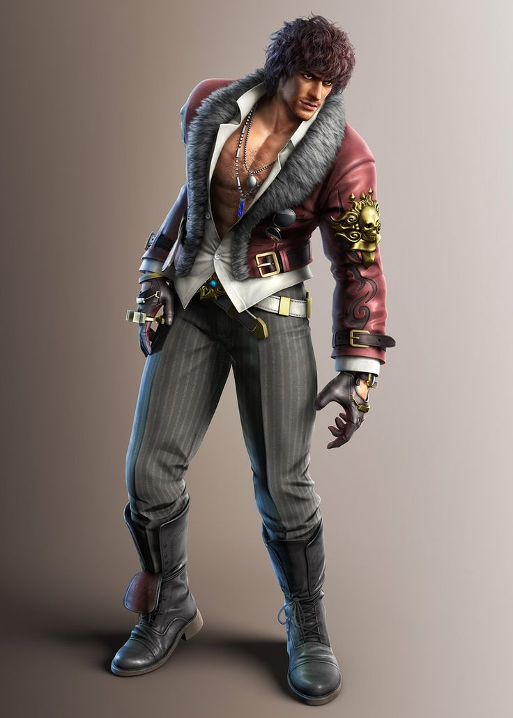 Miguel Caballero Rojo from Tekken 7: Fated Retribution