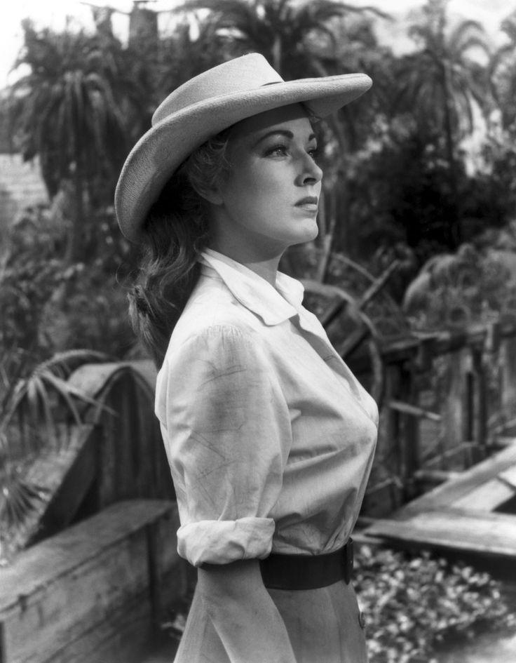 """Sala66 — Eleanor Parker en """"Cuando ruge la marabunta"""", 1954"""