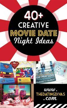40  Creative Movie Date Nights