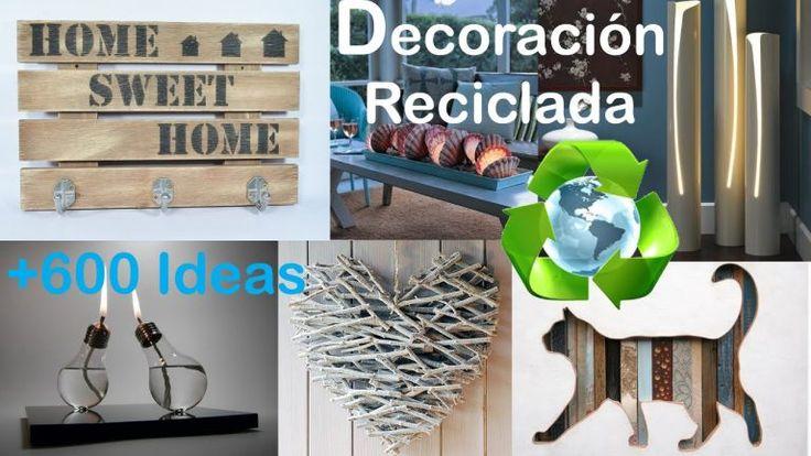 600 décorations à couper le souffle créées grâce au recyclage