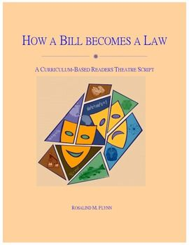 "This short script on the Social Studies topic ""How a Bill Becomes a Law"" is meant to involve middle and high school students in reading, rehear..."