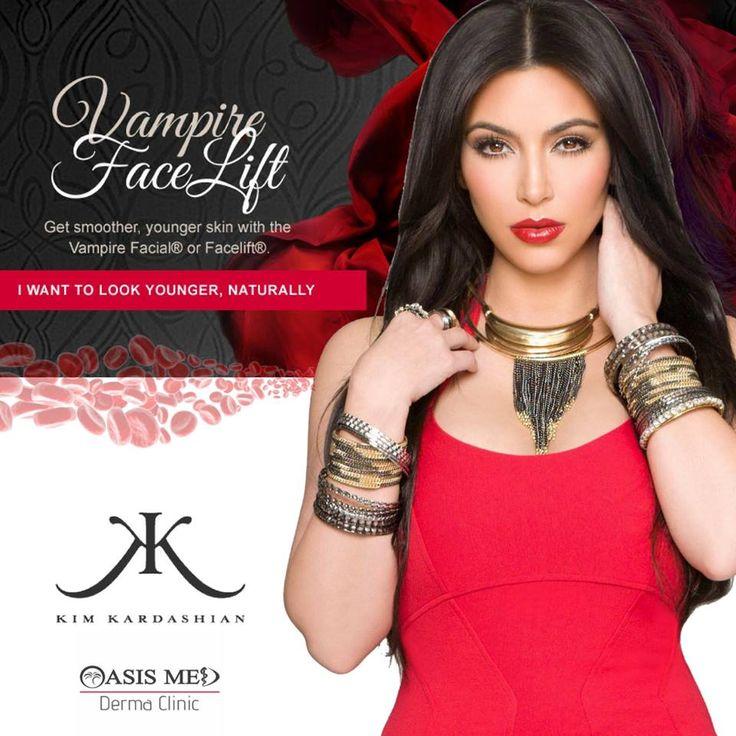 #Vampire_LIFT® - Το μυστικό της... 'αιώνιας νεότητας' κρύβεται στο αίμα μας! ☎️(+30) 2810 301777  Αγαπημένη θεραπεία πολλών celebrities, όπως της ❣👠 Kim #Kardashian (PRP, Autologous #Mesotherapy) χαρίζει σε χιλιάδες γυναίκες lift effect, εντυπωσιακά ανανεωμένη και νεανική επιδερμίδα, χωρίς χημικά και χωρίς νυστέρι! #αντιγήρανση #prp #hollywood #draculalift #καρντάσιαν #μεσοθεραπεία #αυτόλογη #λίφτινγκ #πρόσωπο #δερματολόγος #Αισθητική #Ιατρική #δερματολογικό #κρήτη #ηράκλειο