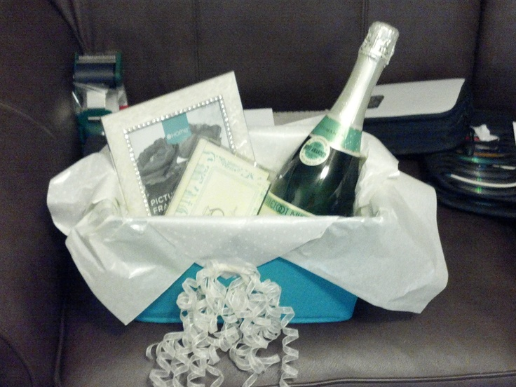 Bridal Shower gift I put together with items from Target. Fun and easy ...