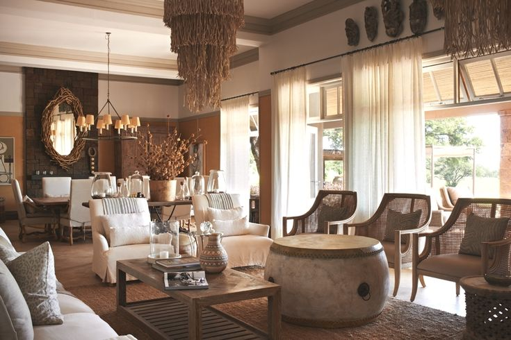 The exclusive Singita Serengeti House, Tanzania - http://www.adelto.co.uk/the-exclusive-singita-serengeti-house-tanzania